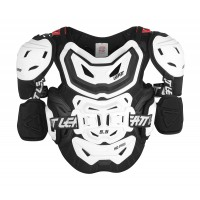 chest protector pro hd white front